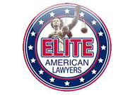 Logo for the Elite American Lawyers